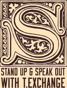 Speak out with T.Exchange