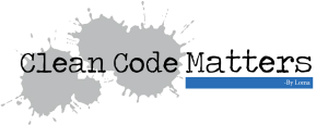 Clean Code Matters