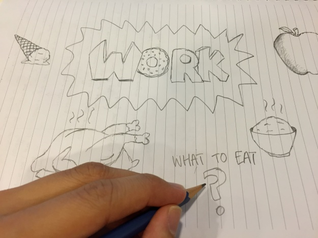 Work and Food