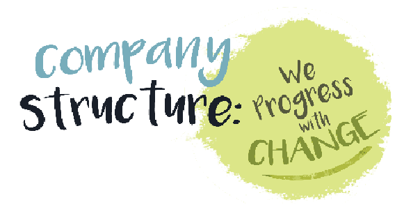Company Structure Change