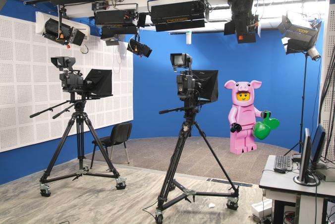 Pig studio