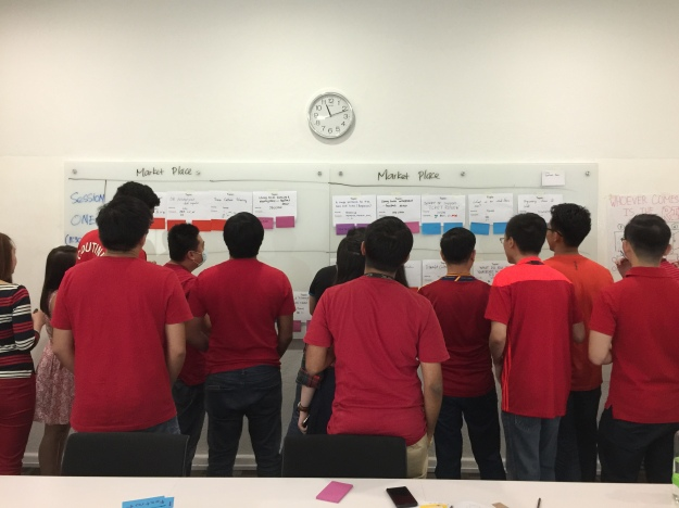 Generating topics for RED Friday