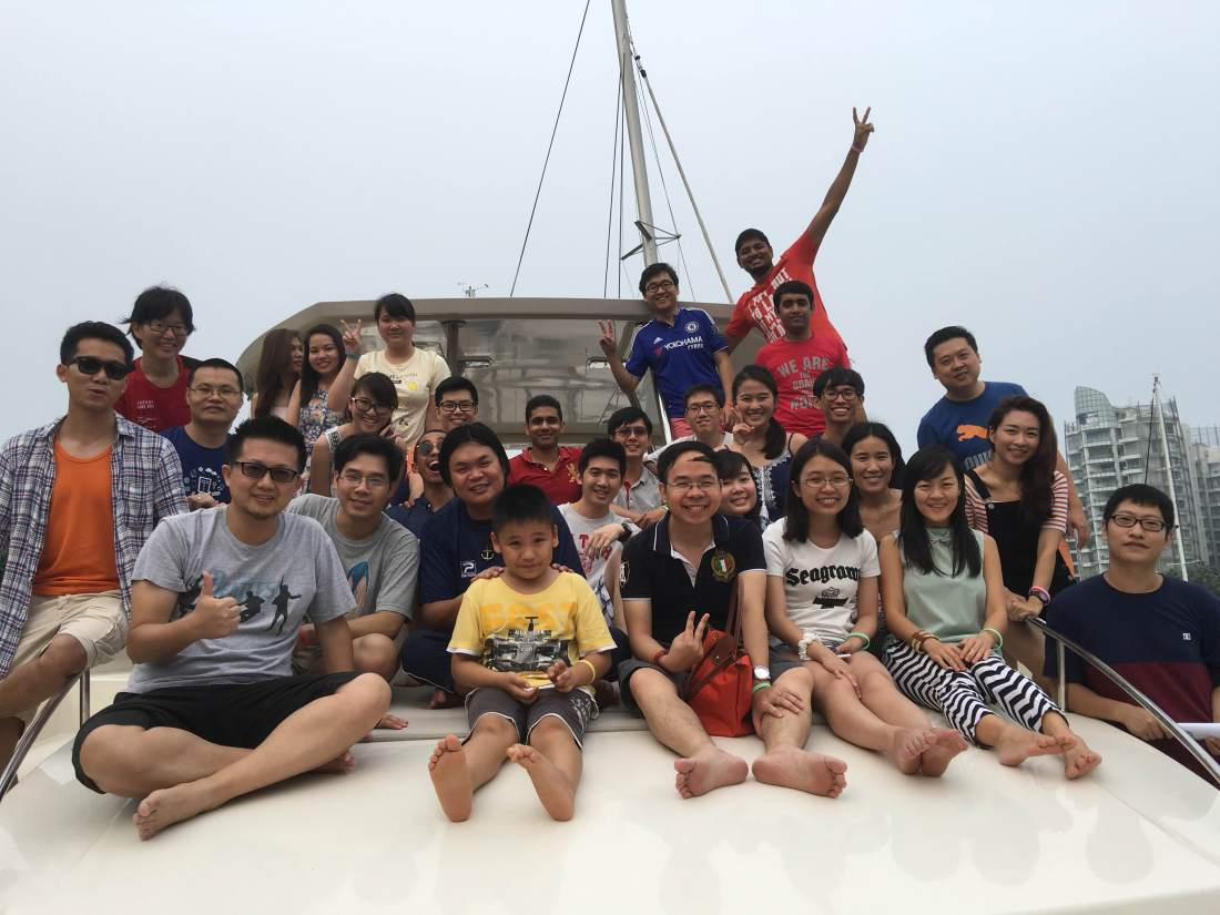 Yacht Department Activity