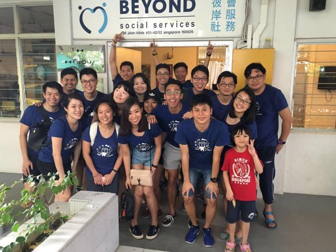 T.Care- Beyond Social Services