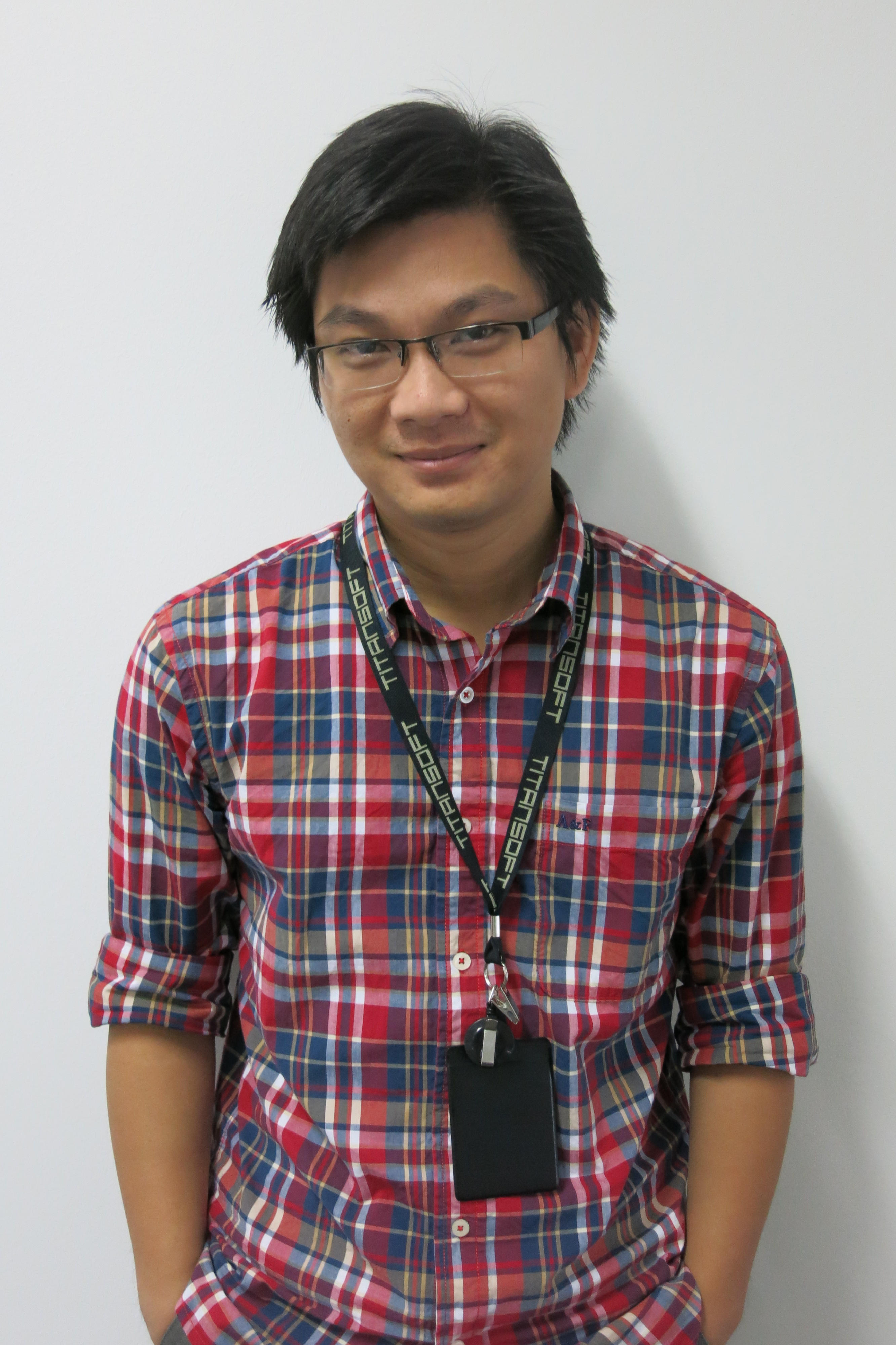 Tuan, one of our Senior Product Developers
