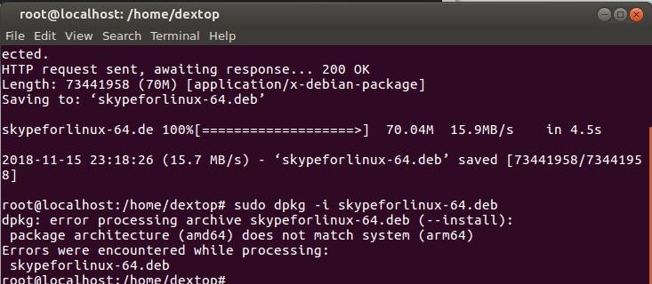 Screenshot_20181115-231857_Linux on DeX Beta