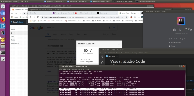 Screenshot_20181115-234650_Linux on DeX Beta